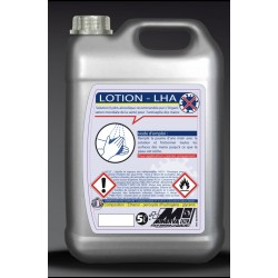 SOLUTION HYDRO-ALCOOLIQUE MINERVA 5L