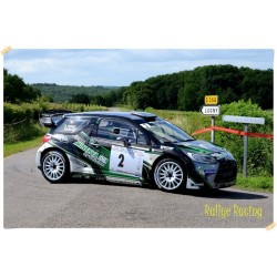 REPLIQUE DS3 WRC 2015 MINERVA-OIL