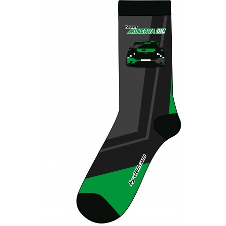 Chaussettes Team Minerva-oil by GBI.com