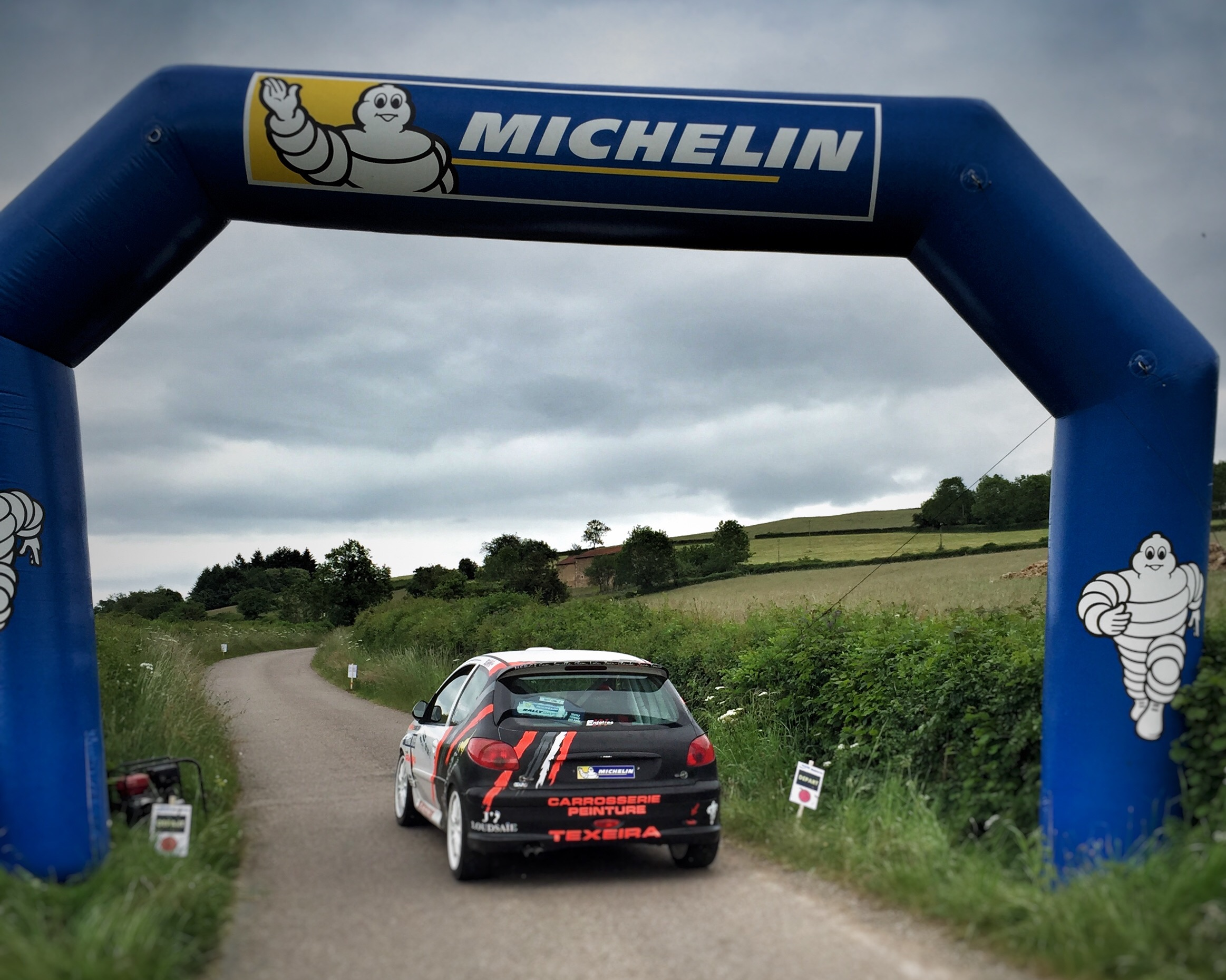 Le Michelin Rallye Days à Limoges