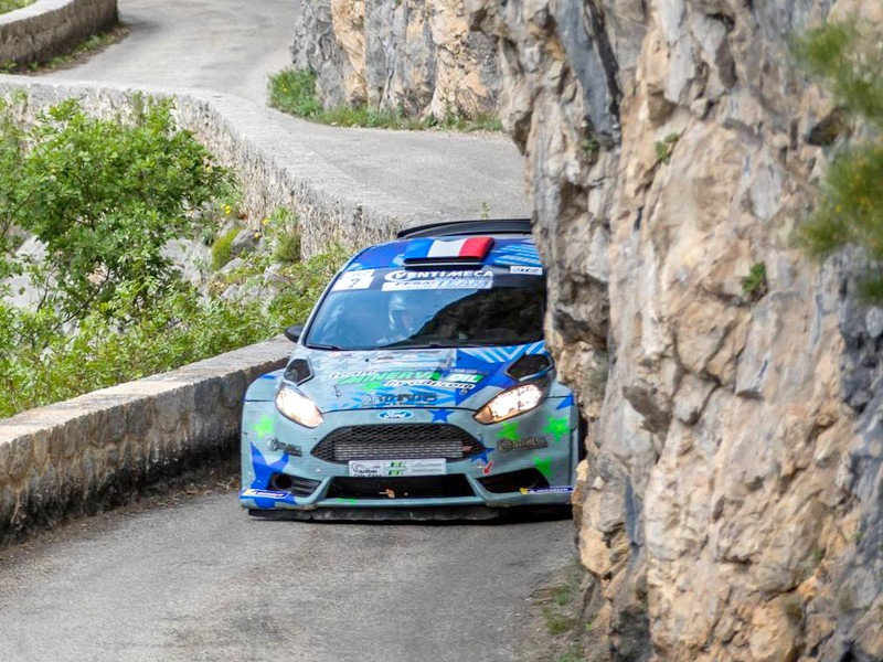 Rallye d Antibes et le Team Minerva Oil by GBI.com : Un alliage qui n a pas fonctionne !